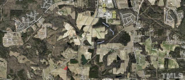 6712 Rouse Road, Holly Springs, NC 27540 (#2255725) :: Sara Kate Homes