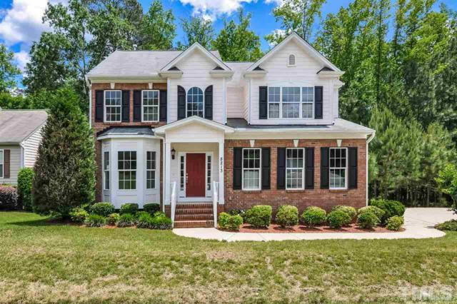 8213 Henderson Road, Apex, NC 27539 (#2255752) :: Dogwood Properties