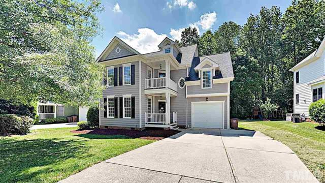 1628 Heritage Garden Drive, Wake Forest, NC 27587 (#2255758) :: Sara Kate Homes