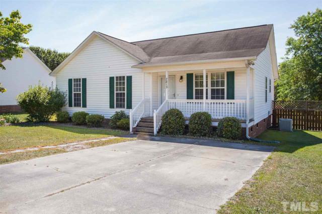 7813 Wilson Pond Lane, Fuquay Varina, NC 27526 (#2255768) :: Sara Kate Homes