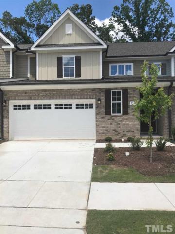 2508 Rambling Creek Road #31, Apex, NC 27523 (#2255788) :: Raleigh Cary Realty