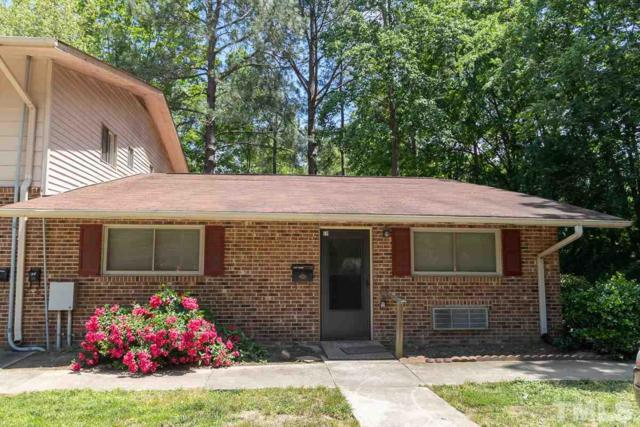 130 S Estes Drive E-1, Chapel Hill, NC 27514 (#2255793) :: RE/MAX Real Estate Service