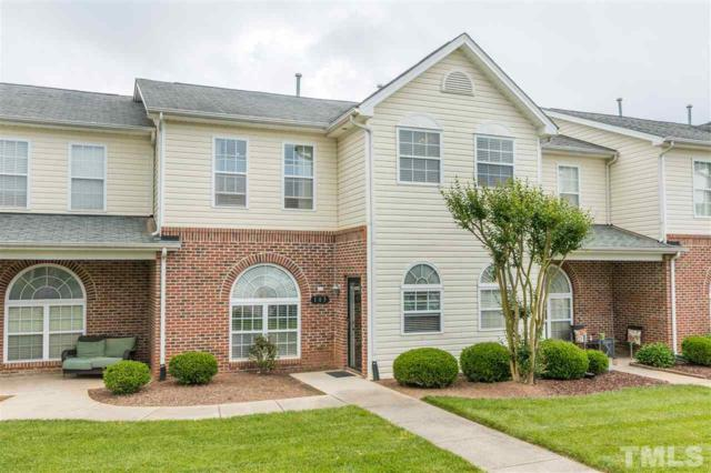 2131 Piney Brook Road #103, Raleigh, NC 27614 (#2255814) :: The Results Team, LLC
