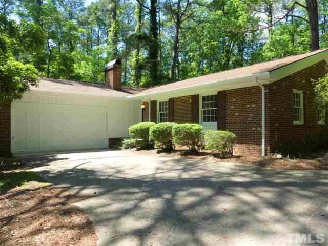 316 Brandywine Road, Chapel Hill, NC 27516 (#2255822) :: Sara Kate Homes