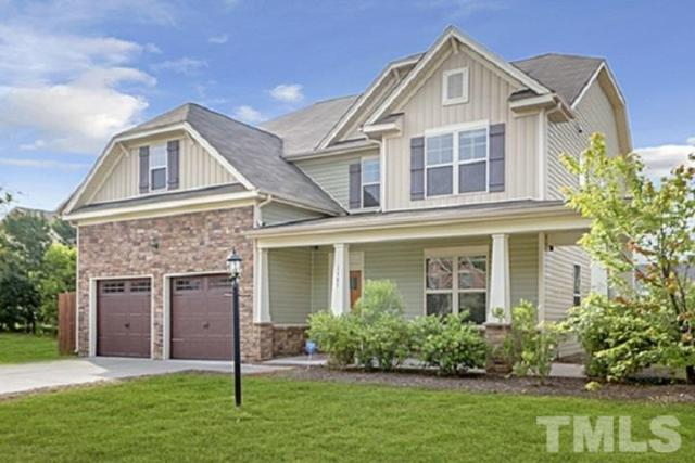 1105 Ranchester Road, Knightdale, NC 27545 (#2255851) :: Raleigh Cary Realty