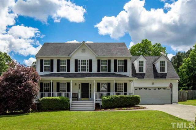 6432 Willowlawn Drive, Wake Forest, NC 27587 (#2255874) :: Sara Kate Homes