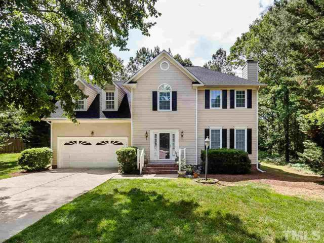 107 Laurel Hollow Place, Cary, NC 27513 (#2255876) :: Sara Kate Homes