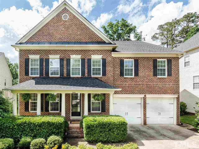 308 Meadowcrest Place, Holly Springs, NC 27540 (#2255887) :: Rachel Kendall Team