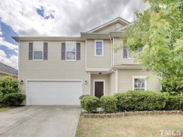 411 Kerriann Lane, Clayton, NC 27520 (#2255902) :: Sara Kate Homes