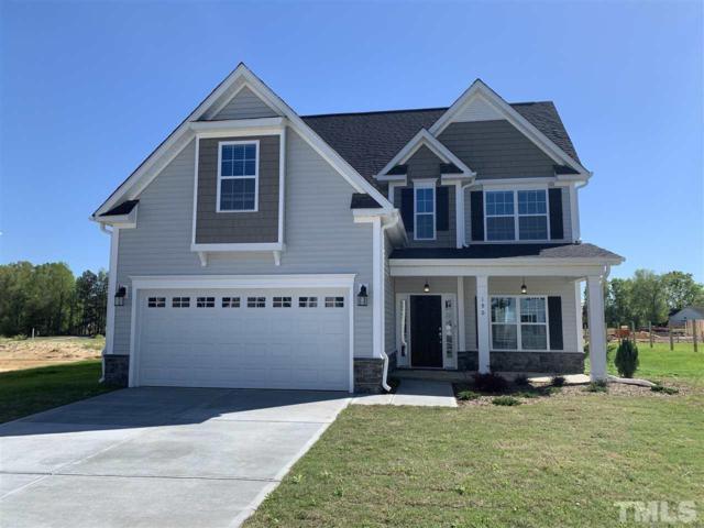 33 Brickhouse Lane, Fuquay Varina, NC 27526 (#2255931) :: Sara Kate Homes