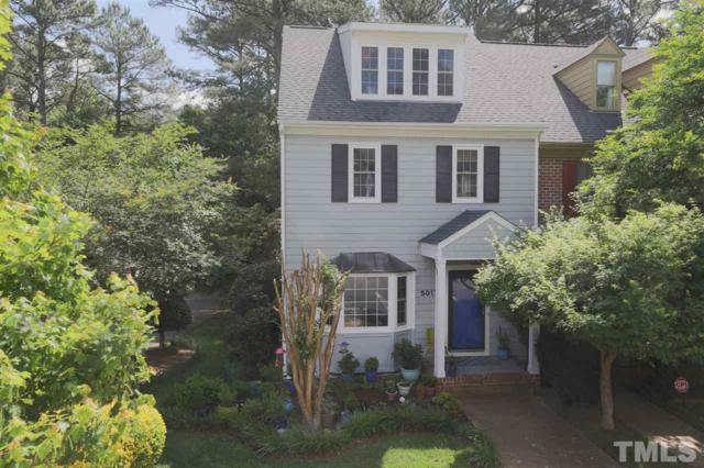 5017 Dunwoody Trail, Raleigh, NC 27606 (#2255955) :: The Results Team, LLC