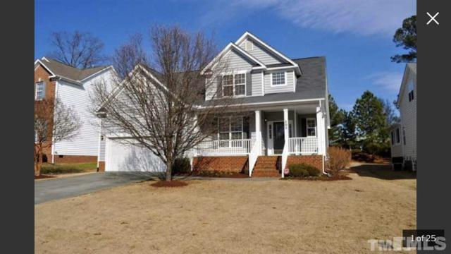 202 Governors House Drive, Morrisville, NC 27560 (#2255956) :: Rachel Kendall Team