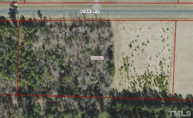 Lot 4 Pike Road, Liberty, NC 27298 (#2255967) :: Morgan Womble Group