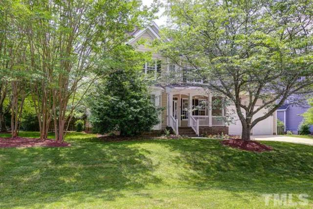 101 Sunset Ridge Lane, Chapel Hill, NC 27516 (#2255971) :: Rachel Kendall Team