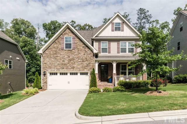 124 Brushy Lake Drive, Cary, NC 27513 (#2255998) :: Sara Kate Homes