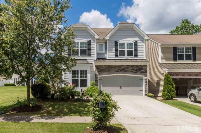 1201 Garden Square Lane, Morrisville, NC 27560 (#2256012) :: The Perry Group