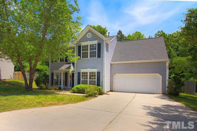 507 Thorncrest Drive, Apex, NC 27539 (#2256035) :: M&J Realty Group