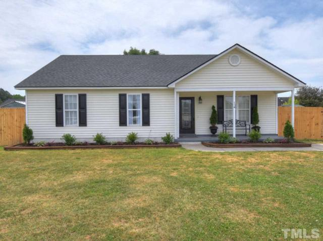 114 Shady Grove Court, Selma, NC 27576 (#2256038) :: RE/MAX Real Estate Service