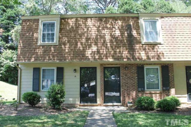4706 Bluebird Court A, Raleigh, NC 27606 (#2256096) :: Morgan Womble Group