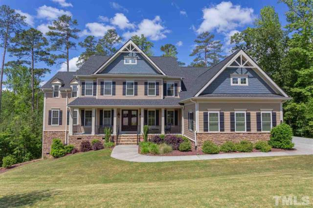 116 Eagles Watch Lane, Chapel Hill, NC 27517 (#2256101) :: The Perry Group