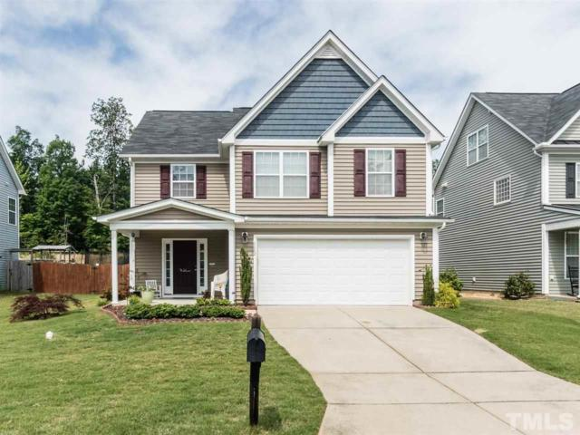1112 Dexter Ridge Road, Holly Springs, NC 27540 (#2256104) :: Rachel Kendall Team
