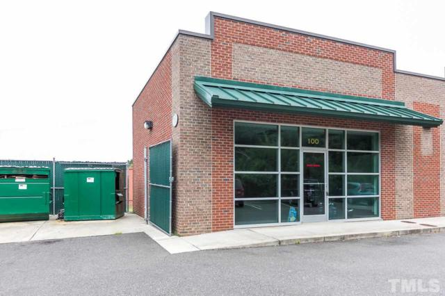 129 E Main Street #100, Youngsville, NC 27596 (#2256116) :: The Jim Allen Group