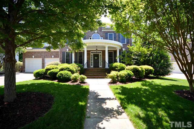 1224 Heritage Hills Way, Wake Forest, NC 27587 (#2256123) :: The Perry Group