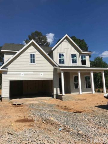 117 Sunburst Drive Cb Lot 43, Durham, NC 27705 (#2256161) :: Dogwood Properties