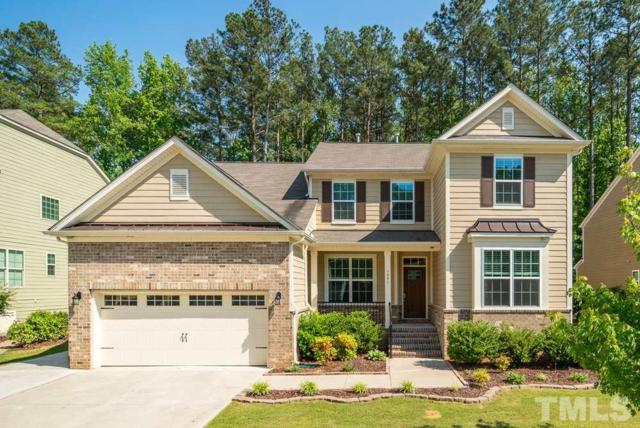 1641 Salem Village Drive, Apex, NC 27502 (#2256175) :: Marti Hampton Team - Re/Max One Realty