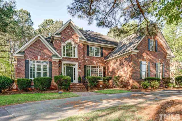 105 Granite Falls Court, Rocky Mount, NC 27804 (#2256233) :: The Perry Group