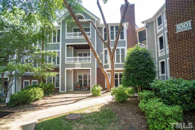 1001 Wirewood Drive #201, Raleigh, NC 27605 (#2256245) :: Morgan Womble Group