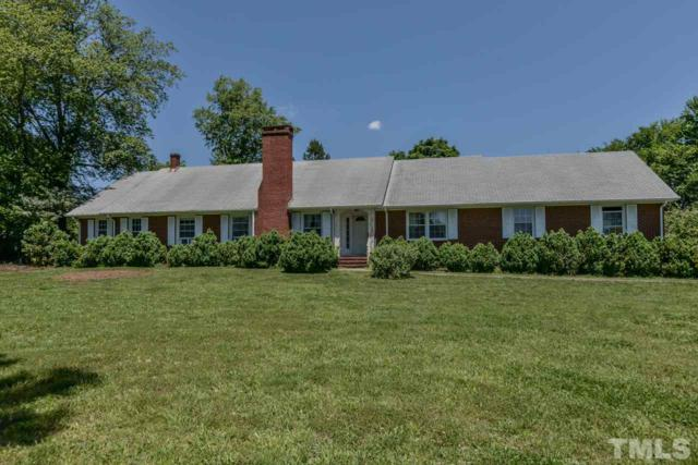 5258 A Mt Olive Church Road, Pittsboro, NC 27312 (#2256259) :: The Perry Group