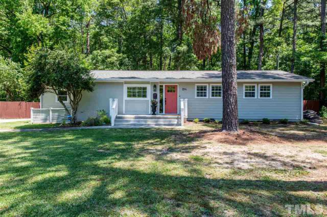 814 Chatham Lane, Raleigh, NC 27610 (#2256262) :: Raleigh Cary Realty
