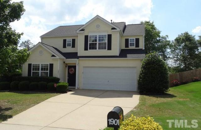 1901 Ashview Drive, Fuquay Varina, NC 27526 (#2256289) :: The Perry Group