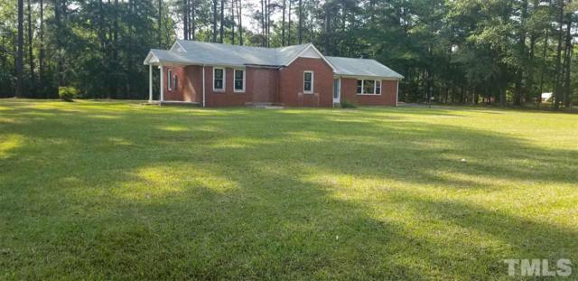4447 Old Us 1 Highway, New Hill, NC 27562 (#2256345) :: M&J Realty Group