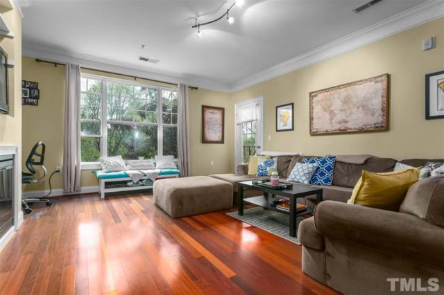 3811 Lunceston Way #104, Raleigh, NC 27613 (#2256444) :: The Perry Group
