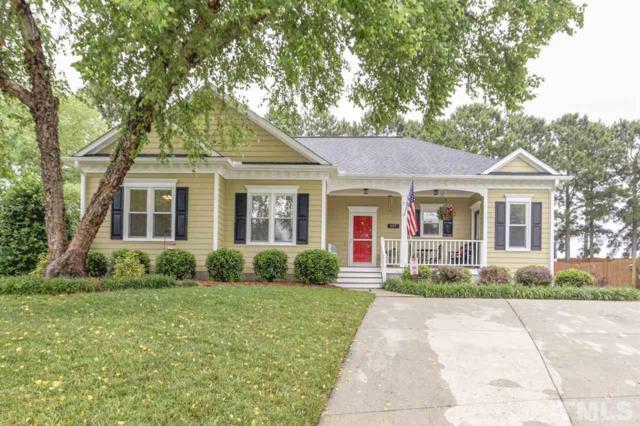 807 Handel Lane, Apex, NC 27502 (#2256478) :: RE/MAX Real Estate Service