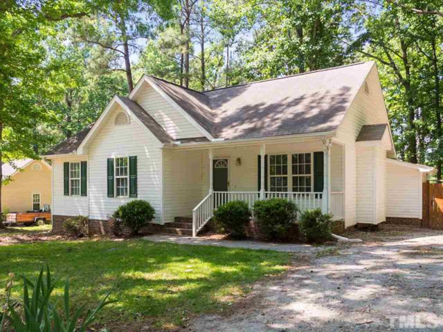 120 Beaver Ridge Drive, Youngsville, NC 27596 (#2256482) :: The Jim Allen Group