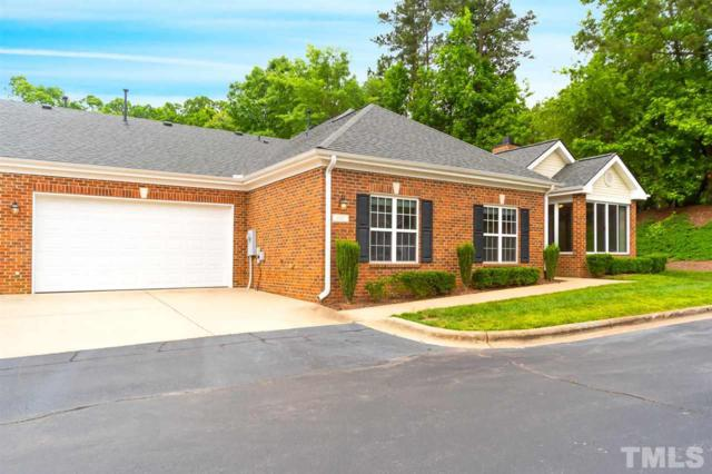 607 Rigside Place 4C, Cary, NC 27511 (#2256487) :: Morgan Womble Group