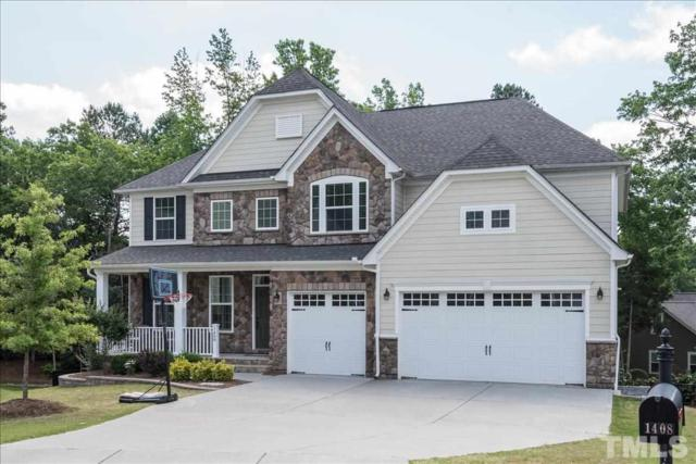 1408 Kingside Court, Wake Forest, NC 27587 (#2256519) :: Raleigh Cary Realty