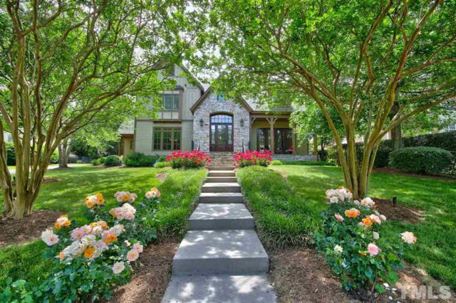 500 Devonhall Lane, Cary, NC 27518 (#2256521) :: Raleigh Cary Realty