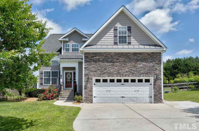 933 Open Field Drive, Garner, NC 27529 (#2256529) :: Raleigh Cary Realty