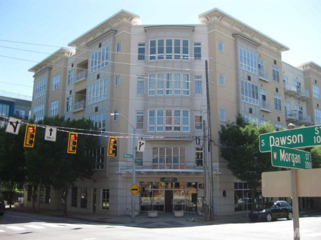 317 W Morgan Street #408, Raleigh, NC 27601 (#2256531) :: Real Estate By Design