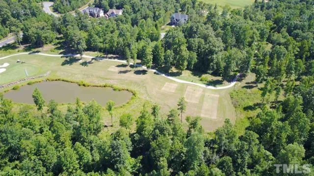 131 Deep Creek, Pittsboro, NC 27312 (#2256539) :: The Jim Allen Group