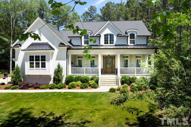 140 Sweet Pine Circle, Pittsboro, NC 27312 (#2256556) :: The Jim Allen Group