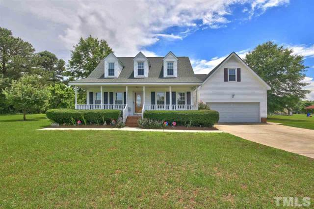 483 Ennis Road, Angier, NC 27501 (#2256622) :: The Perry Group