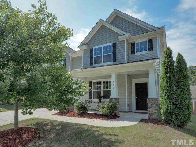 525 Birchrun Drive, Durham, NC 27712 (#2256638) :: Raleigh Cary Realty