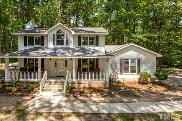 320 Dewitt Smith Road, Pittsboro, NC 27312 (#2256641) :: The Jim Allen Group