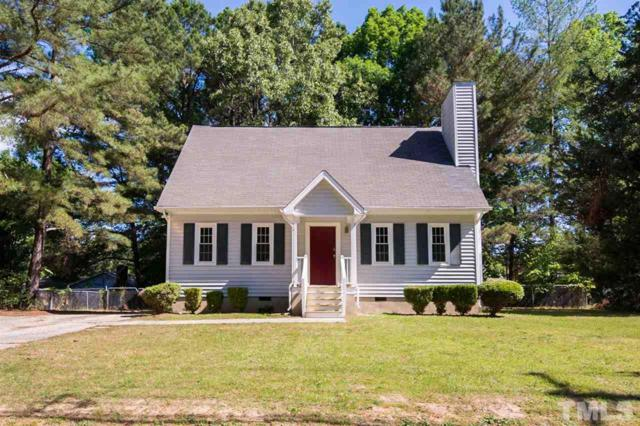 1006 Chalk Level Road, Durham, NC 27704 (#2256654) :: Raleigh Cary Realty
