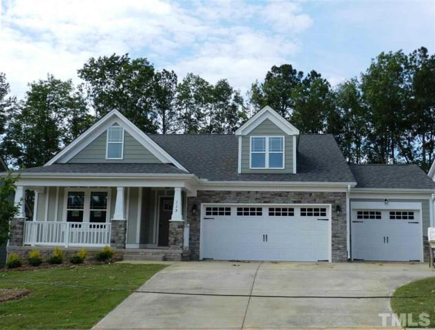 115 Unique Place, Garner, NC 27529 (#2256679) :: The Jim Allen Group